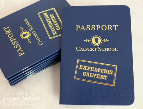 Elementary School Geography Program Passports
